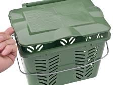 Flatbewoners Meppel hebben hun gewenste verzamelcontainer voor gft-afval