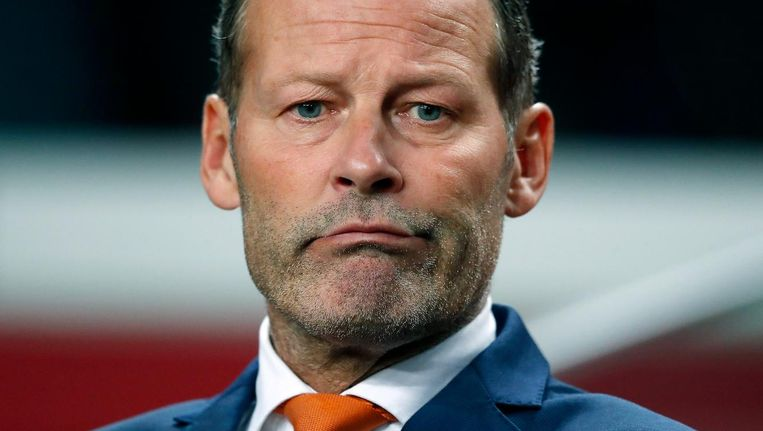Danny Blind is geen bondscoach meer. Beeld Pro Shots