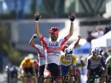 Ulissi wint na massasprint eerste rit in Ronde van Luxemburg