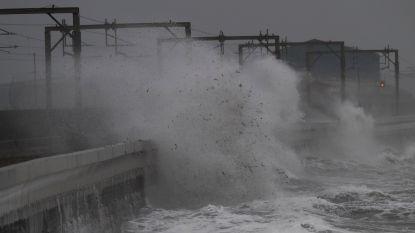 Storm Callum maakt twee slachtoffers in Groot-Brittannië