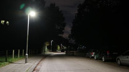 Versnelde omschakeling naar ledverlichting: tegen 2030 alle 2.187 openbare lichtpunten energiezuinig