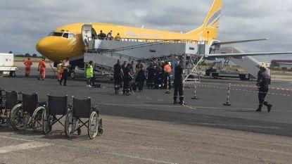 Loos alarm over cholera in vliegtuig in Frankrijk, 150 passagiers mogen even toestel niet uit