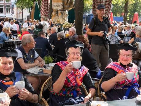 Haagse economie profiteert van Prinsjesdag