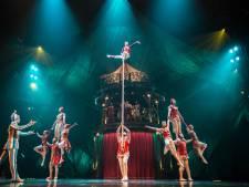 Cirque du Soleil ontslaat 3.480 medewerkers; alles om faillissement af te wenden
