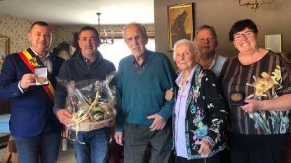 Briljanten huwelijk voor familie Cleynen uit Bunsbeek