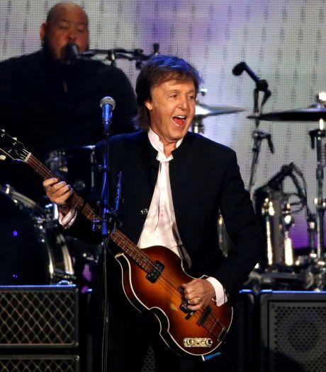 Paul McCartney blij met 'rockdown', komt met nieuw album