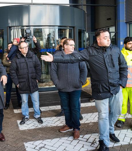 Kamervragen aan minister over nachtelijke sluiting HAP Alphen, protestactie met mega-paracetamol