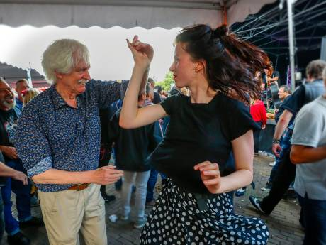 Zaterdag rock-'n-roll, zondag relaxed blues in Eindhoven