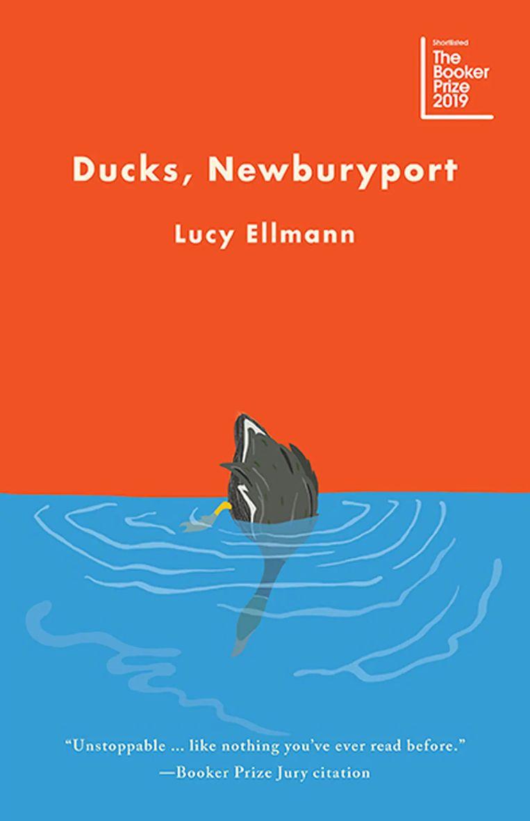 Lucy Ellman: Ducks, Newburyport. Gallery Beggar Press, € 22,95 Beeld