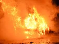 Vijf branden in Breda binnen iets meer dan een uur tijd