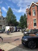 Korte van Eeghenstraat in Amsterdam