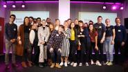 20 jonge Leuvense ondernemers lanceren hun business concept op BAAS Pop-Up