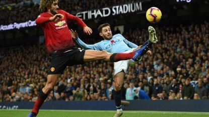 Mourinho doet wat híj wil met Fellaini