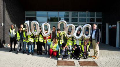 IMS Borgerhout 1.000.000ste bezoeker Havencentrum