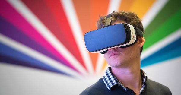 Geld voor drie projecten met virtual reality-brillen