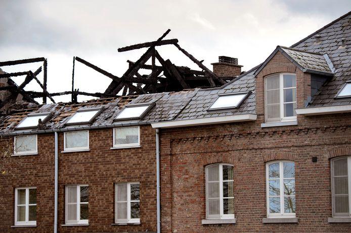 De brand vond plaats in de nacht van 10 op 11 november vorig jaar.