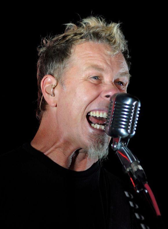 Metallica-zanger James Hetfield