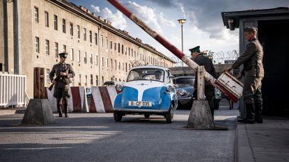 Hoe met deze micro-auto negen mensen naar West-Berlijn werden gesmokkeld