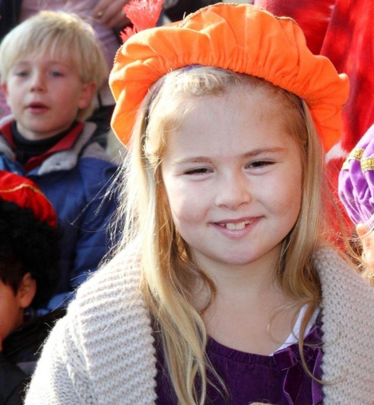 Prinses Amalia Viert Verjaardag Morgen Thuis Trouw
