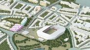Gemeente plant toekomst voor Vanden Stockstadion