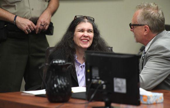 Louise Turpin pleitte schuldig aan de mishandelingen.