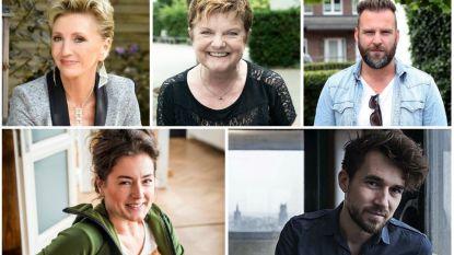 Dit zijn de vijf nieuwe gezichten die volgende week opduiken in 'Familie'