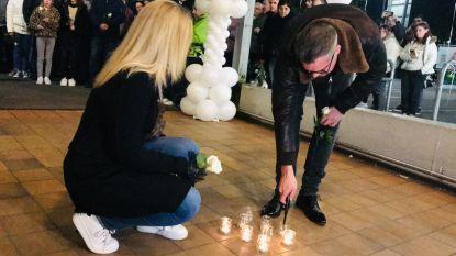 """Slachtoffers Bende van Nijvel laatste keer herdacht op parking Delhaize: """"Afscheid van de parking waar onze familie 34 jaar geleden werd afgeslacht"""""""