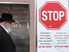 Rechter New York staat verplichte inenting mazelen toe