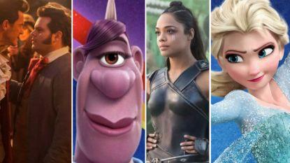 Na emancipatie van de vrouw: steeds meer LGBT-personages in Disneyfilms