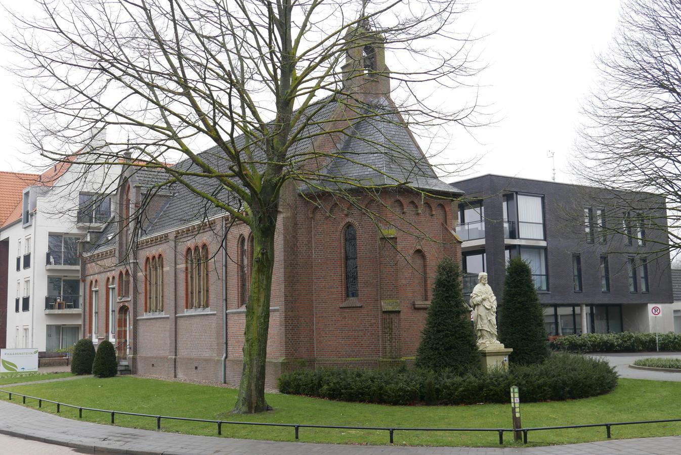 De kapel aan de Haarensteijnstraat in Haaren krijgt een tweede leven.