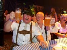 Onstuimig weer? 'De tent van de Oktoberfeesten blijft dit jaar staan'