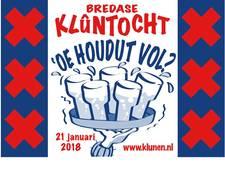 Dit is het motto van de Bredase Klûntocht 2018