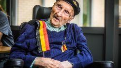 Maurits Stael, met 108 jaar de oudste man van het land, is overleden
