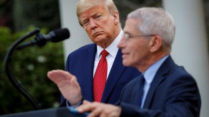 LIVE. Trump verlengt maatregelen tot 30 april en verwacht piek in aantal sterfgevallen over twee weken
