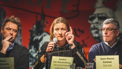 """Experts debatteren over strijd tegen tienerpooiers op Speakers Corner: """"Vertrouwen van slachtoffers herstellen is het allerbelangrijkste"""""""