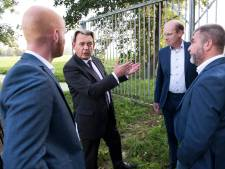 Actiecomités tegen gaswinning protesteren bij Vermilion