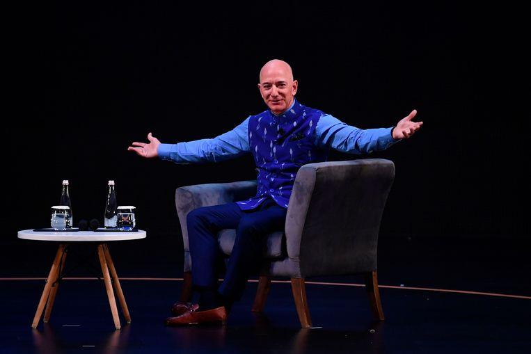 Jeff Bezos, CEO en oprichter van Amazon