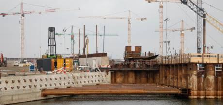 Tweede diepe bouwput Nieuwe Sluis bij Terneuzen in aantocht