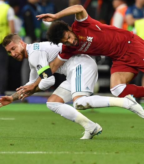Poll: Was de overtreding van Ramos op Salah een 'bewussie'?