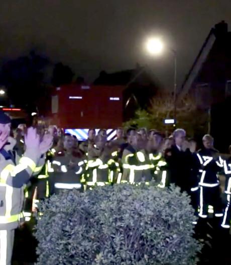 Gemist? Eerbetoon aan brandweerman in Apeldoorn en stuntactie met omstreden bestrijdingsmiddel in Harderwijk