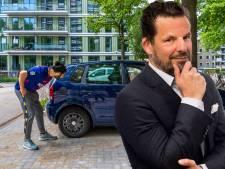 De uitgelokte agressie van bewoners die vechten om een parkeerplek is gewoon beleid van de gemeente