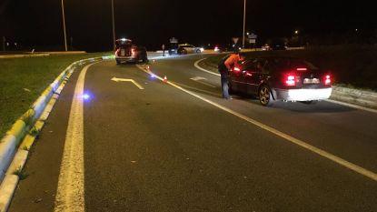 De politie waakt: afrit E17 De Pinte zaterdagnacht afgesloten op zoek naar inbrekers