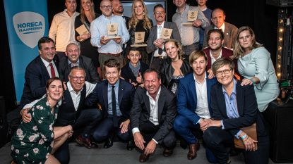 Horeca Awards uitgereikt: 't Motje beste café van Roeselare