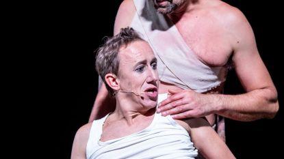 Compagnie Gardavoe stelt 'Aeneas' jaartje uit
