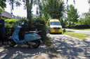 Scooterrijder gewond in Waalre