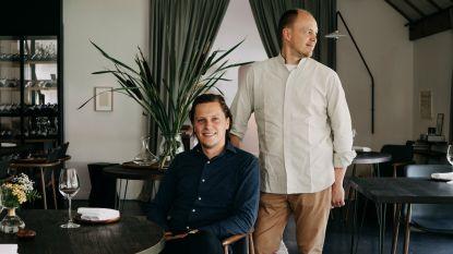 """Restaurant Benoit & Bernard Dewitte klimt naar 25ste plaats op wereldranglijst van beste groenterestaurants: """"Twee lokale landbouwers leveren perfect wat wij nodig hebben"""""""