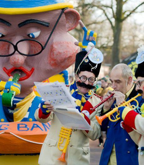 Ook géén carnaval in Dommelbaorzedurp; Brordus en Brorda blijven op stal