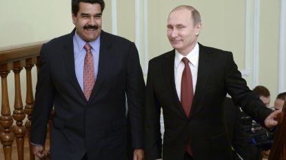 Waarom vloog Russisch vliegtuig zonder passagiers retour naar Venezuela: spelen Poetin en Maduro onder één hoedje?