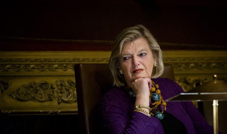 Eerste Kamervoorzitter Ankie Broekers-Knol (VVD). Beeld anp