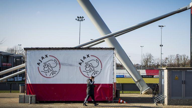 Sportcomplex De Toekomst Beeld anp